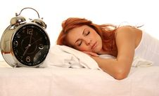 Free Alarm Clock Stock Photos - 17828303