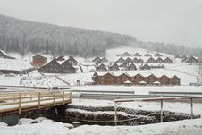 Free Winter In Bukowel Royalty Free Stock Photography - 17828837