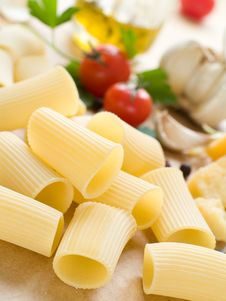 Free Pasta Royalty Free Stock Photography - 17828947