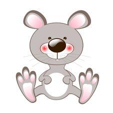 Free Grey Rat Stock Image - 17829191