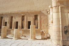 Free Temple Of Hatshepsut Stock Photo - 17829690