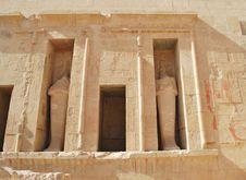 Free Temple Of Hatshepsut Royalty Free Stock Photo - 17829705