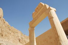 Free Temple Of Hatshepsut Royalty Free Stock Photography - 17829967