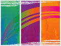Free Abstract Color Banner Illustration Royalty Free Stock Images - 17831769