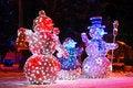 Free Snowmen Stock Images - 17833434