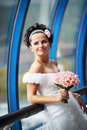 Free Happy Bride With A Wedding Bouquet Stock Photos - 17835083