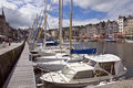 Free French Harbor In Honfleur Stock Photos - 17838963