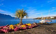 Free Swiss Riviera Stock Image - 17831751