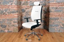 Free Office Chair Royalty Free Stock Photography - 17832597