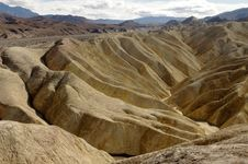 Free Death Valley Hills Royalty Free Stock Photo - 17833505