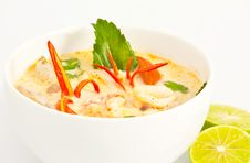 Free Tom Yum Stock Photography - 17833992