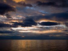 Free Daybreak. Royalty Free Stock Image - 17834406