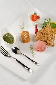 Free Dessert Stock Image - 17834501