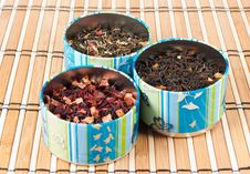 Free Different Tea Flavours Stock Image - 17834731