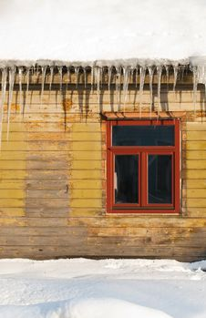 Free Icicles Royalty Free Stock Photo - 17834765