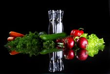 Free Fresh Vegetables Stock Images - 17835414