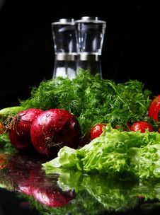 Free Fresh Vegetables Stock Images - 17835474