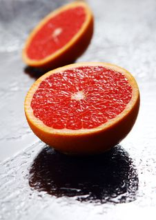 Free Fresh Grapefruit Stock Image - 17835521