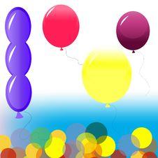 Free Balloon Stock Photography - 17836502
