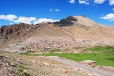 Free Exotic Ladakh Locale Stock Images - 17837104