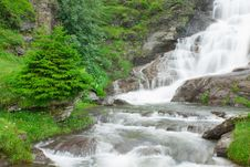 Free The Waterfall Stock Photography - 17837332