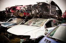 Free Crashed Cars Stock Photos - 17837753