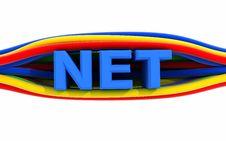 Free Abstract Net Stock Photo - 17837820