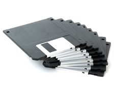 Free Floppy Disks Royalty Free Stock Photography - 17838797