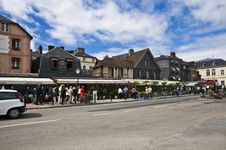 Free Street In The  Honfleur Stock Photos - 17838823