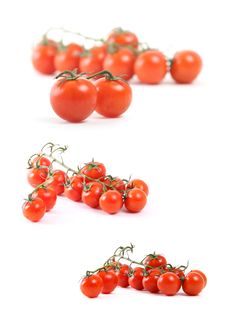 Free Mini Tomatoes Royalty Free Stock Images - 17839699
