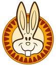 Free Happy Bunny Stock Image - 17847281