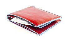 Free Red Wallet Stock Photo - 17840420