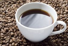 Free Strong Coffee Stock Photography - 17840532
