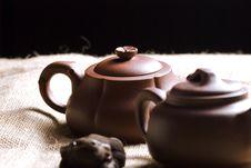 Free Teapots Royalty Free Stock Photos - 17841208
