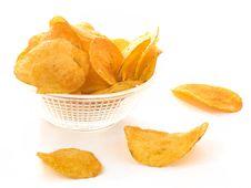 Free Potato Chips Stock Photos - 17842423