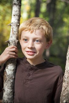 Free Cute Boy Royalty Free Stock Photography - 17843237