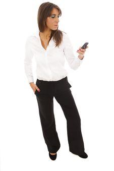 Free Business Woman Stock Photos - 17843633