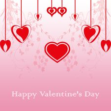 Free Happy Valentine S Day Royalty Free Stock Photography - 17844037
