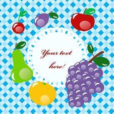Free Fruit Set Royalty Free Stock Images - 17846239