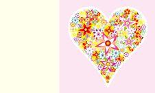 Free Valentine Greeting Card Royalty Free Stock Image - 17846776