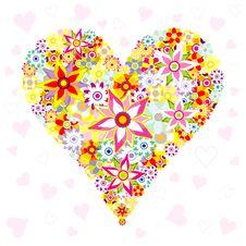 Free Valentine Greeting Card Stock Photo - 17846780