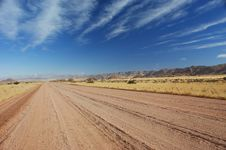 Free Empty Road Royalty Free Stock Photo - 17846925