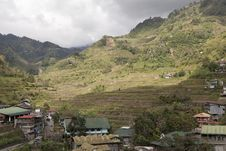 Free Rice Terraces In Banaue Philippines Royalty Free Stock Photography - 17847417