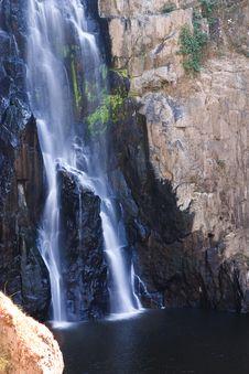 Free Hew Narok Waterfall  Thailand Royalty Free Stock Photos - 17847708