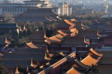 Free Beijing Forbidden City,China Royalty Free Stock Photos - 17848988