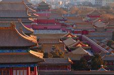 Free Beijing Forbidden City,China Stock Photos - 17849013