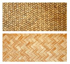 Free Bamboo Weave Royalty Free Stock Image - 17849396