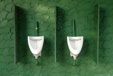Free Urinal Stock Photography - 17849842