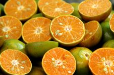Free Orange Stock Photography - 17849892