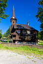 Free Wooden Church Stock Image - 17851071